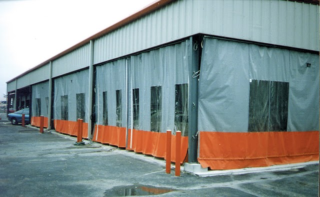 Bci Goff S Curtain Walls