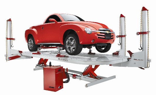 Frame Rack, Alignment Equipment from BCI Equipment Specialists