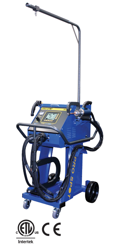 BCI Equipment Specialists - Pro-Spot welding systems
